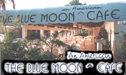 Blue Moon Cafe St Thomas Virgin Islands